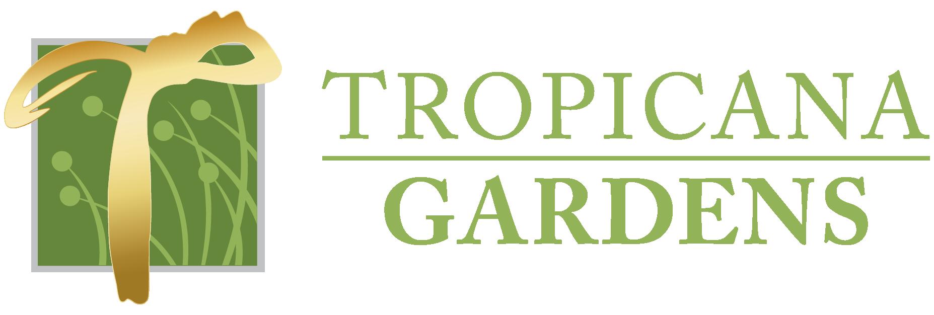 Tropicana Gardens Mall Logo